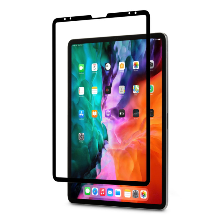 "Moshi – iVisor AG iPad Pro 12.9"" v2018/2020/2021 - Preto"