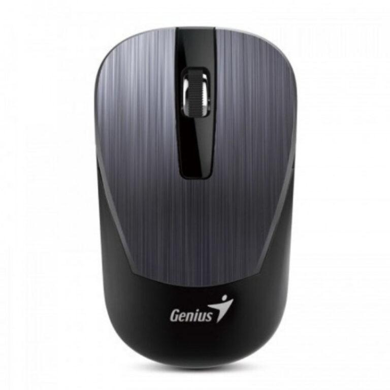 Rato Genius NX-7015 Wireless Preto/Cinzento