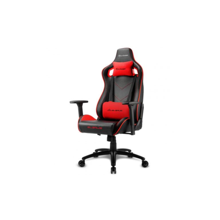 Cadeira Gaming Sharkoon Elbrus 2 PretaVermelha