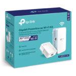 Powerline TP-Link AV1000 Gigabit Kit Wi Fi_5