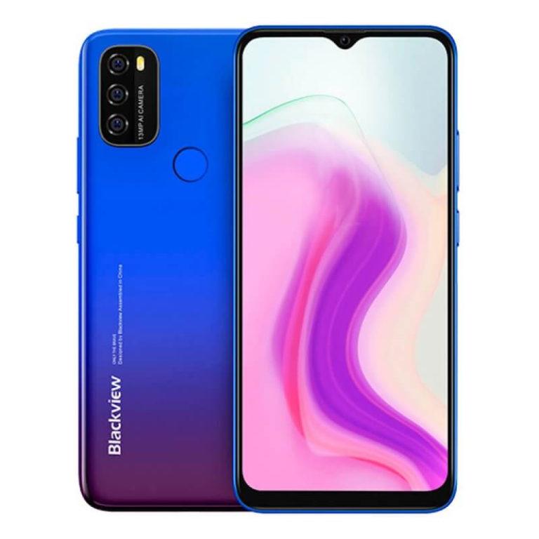 Smartphone Blackview A70 3GB32GB Dual Sim Azul