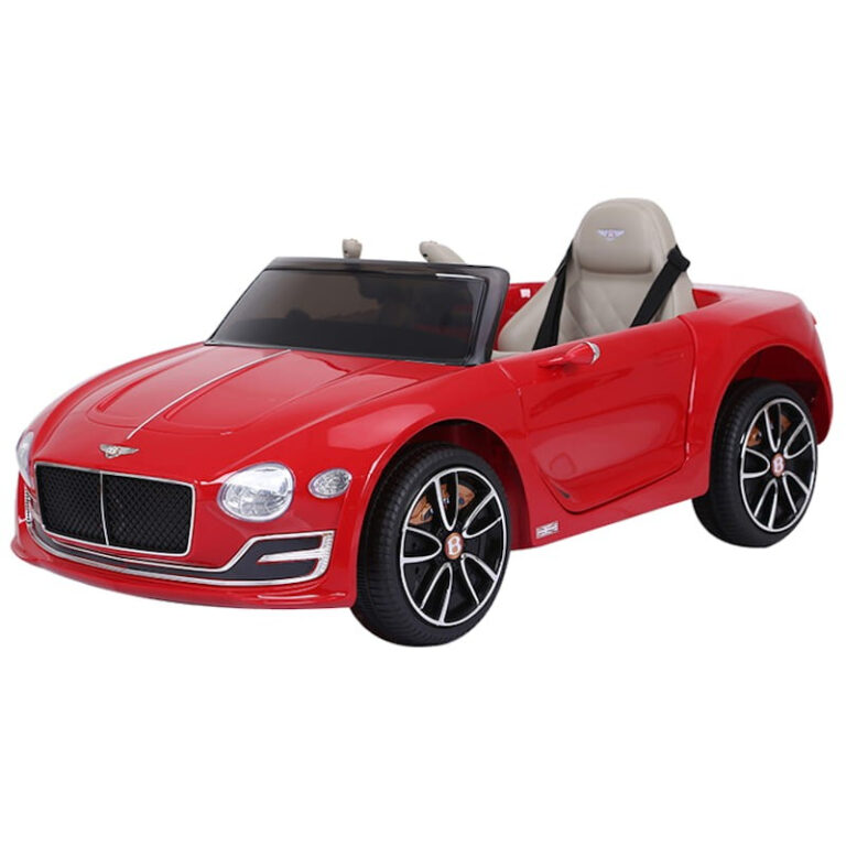 Carro Telecomando para Crianças Bentley EXP12 - Vermelho