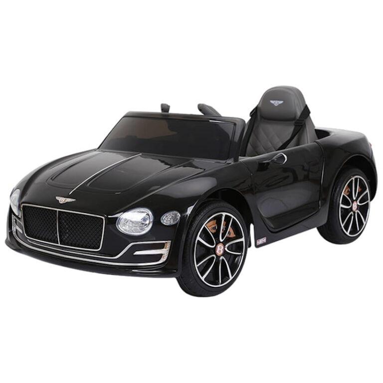 Carro Telecomando para Crianças Bentley EXP12 - Preto