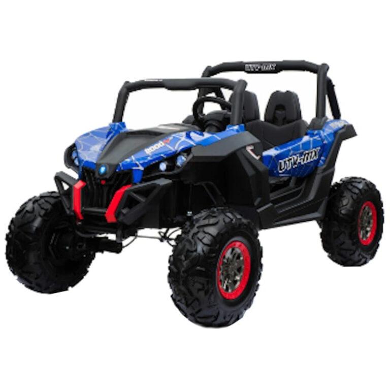 Carro Telecomando para Crianças Buggy 4X4 XMX-603 - Azul