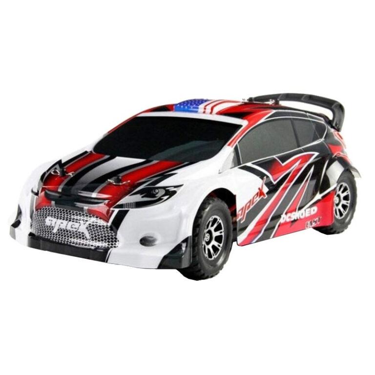 Carro Telecomandado - WLtoys A949 1/18 4X4 Rally - Vermelho