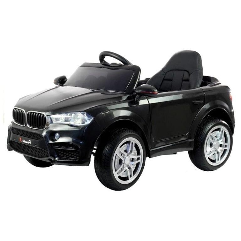 Carro Telecomando para Crianças BMW - Preto