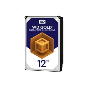 """Disco Rígido Western Digital Gold 3.5"""" 12TB 7200RPM 256MB"""