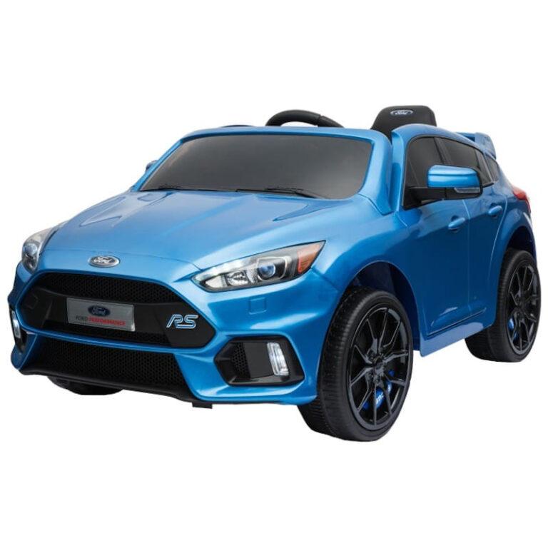 Carro Telecomando para Crianças Ford Focus RS - Azul