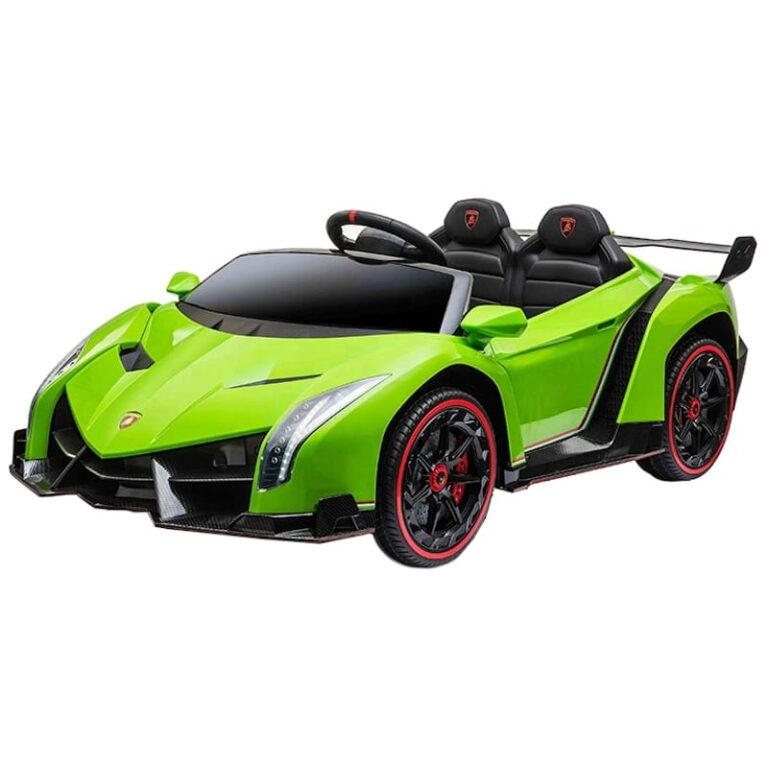 Carro Telecomando para Crianças Lamborghini Veneno - Verde