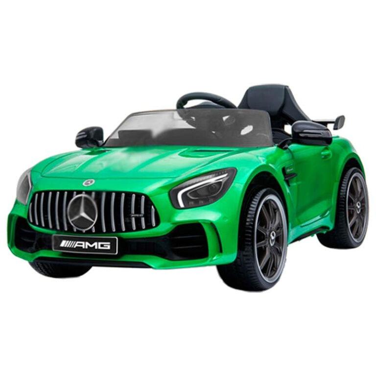Carro Telecomando para Crianças Mercedes-Benz GTR - Verde