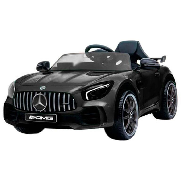 Carro Telecomando para Crianças Mercedes-Benz GTR - Preto