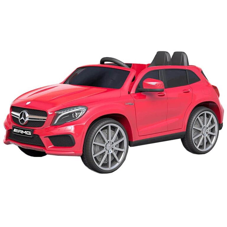 Carro Telecomando para Crianças Mercedes GLA 45 - Vermelho