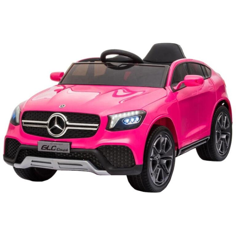 Carro Telecomando para Crianças Mercedes GLC Coupe - Rosa