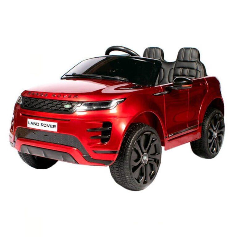 Carro Telecomando para Crianças Range Rover Evoque - Vermelho