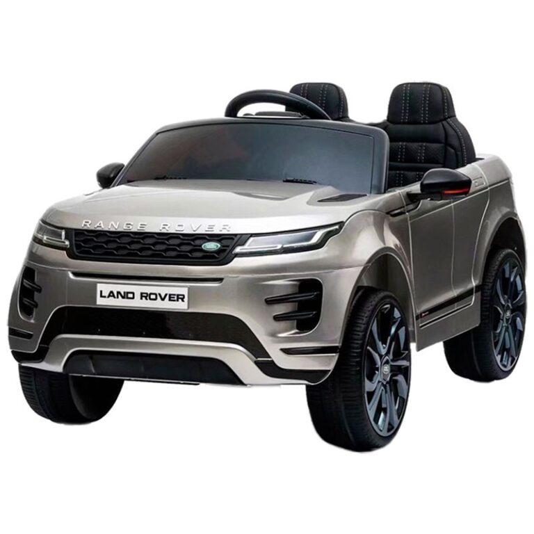 Carro Telecomando para Crianças Range Rover Evoque - Prateado