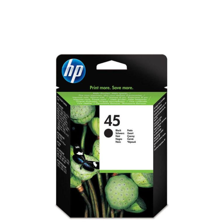 Tinteiro Preto HP Deskjet 45