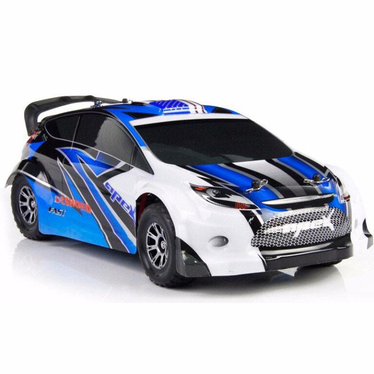 Carro Telecomandado - WLtoys A949 1/18 4X4 Rally - Azul