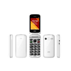 Telemóvel ZTC C230 Senior Branco