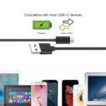 Cabo USB-C para USB-A 1m Ewent EC1033_3