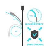 Cabo USB-C para USB-A 1m Ewent EC1033
