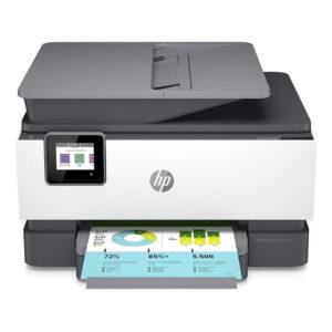 Impressora HP Multifunções OfficeJet Pro 9010e AIO