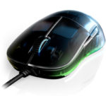 Rato Gamer EndGame Gear XM1 RGB Dark Frost