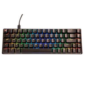 Teclado Mecânico RGB 4GAMING KAMI Mini 60%