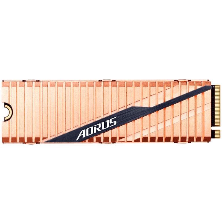Disco SSD Gigabyte AORUS 500gb Nvme Gen4 M.2 Pcie