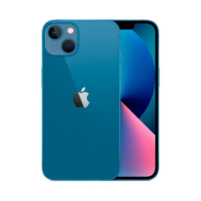 Smartphone Apple iPhone 13 512GB Azul
