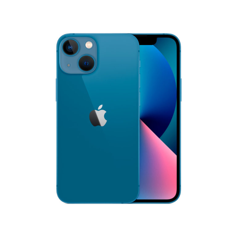 "Smartphone Apple iPhone 13 Mini 128GB Azul 5.4"""