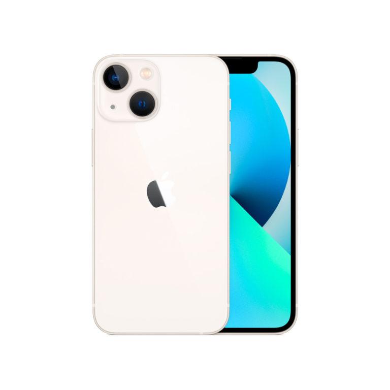 """Smartphone Apple iPhone 13 Mini 128GB Luz das Estrelas 5.4"""""""