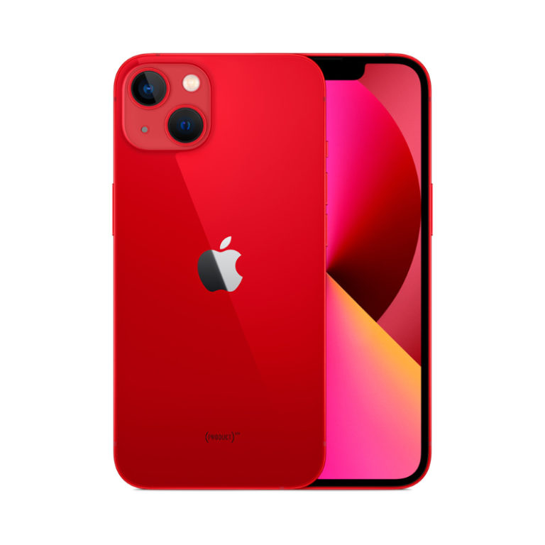 Smartphone Apple iPhone 13 128GB (Product)RED