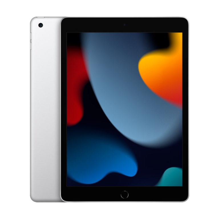 """Apple iPad (2021) 10.2"""" Wi-Fi 64GB Prateado"""