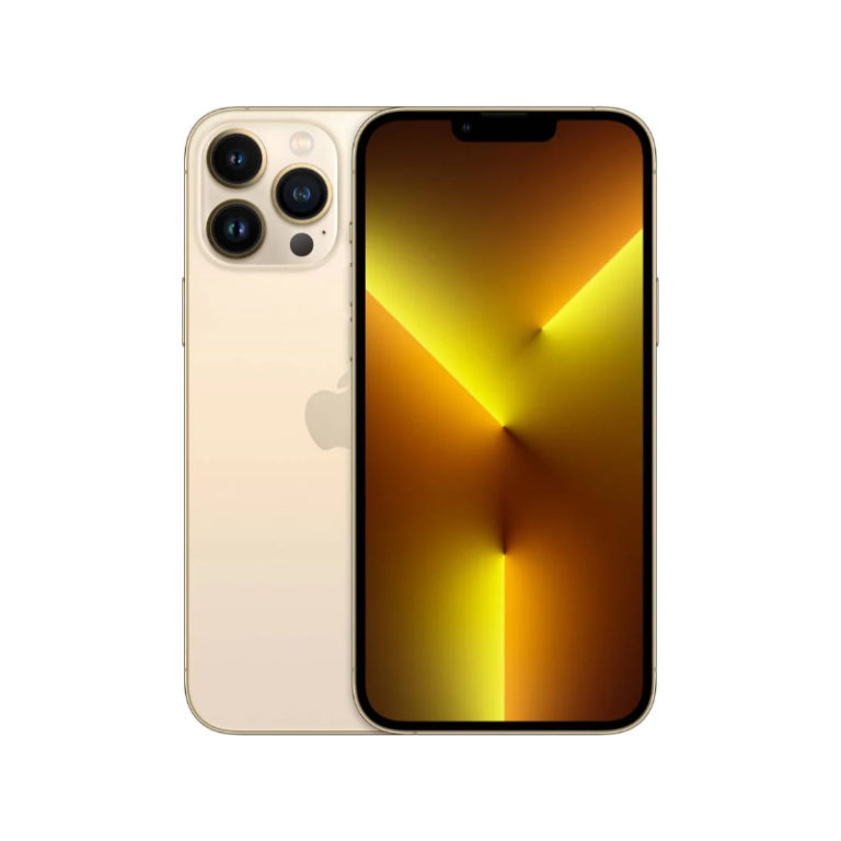 Smartphone Apple iPhone 13 Pro Max 1TB Dourado
