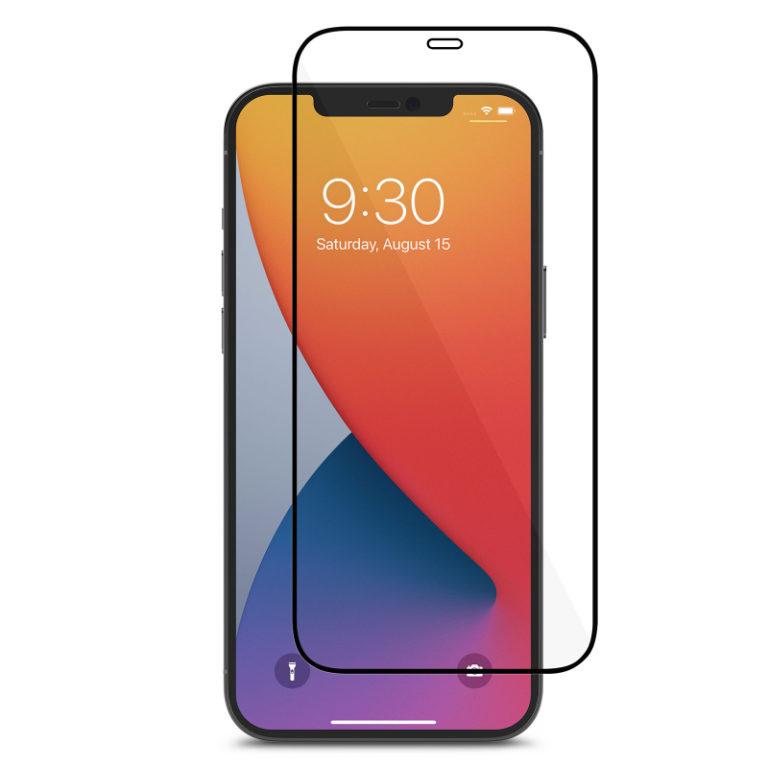 Película de Vidro Moshi AirFoil Pro Glass - iPhone 12 Pro Max