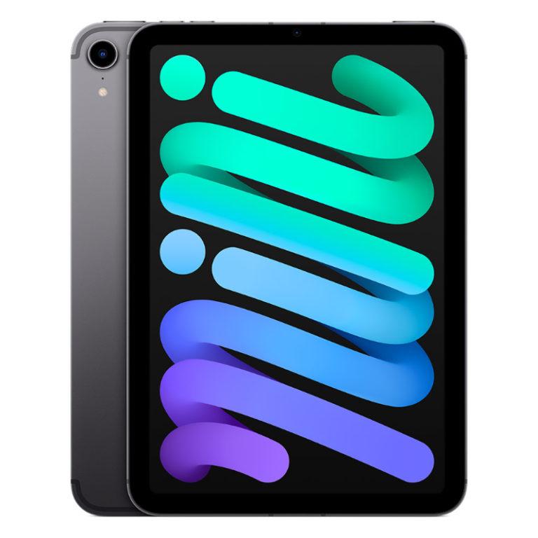 "Apple iPad Mini 2021 8.3"" Wi-Fi + Cellular 64GB - Cinzento Sideral"