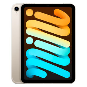 "Apple iPad Mini 2021 8.3"" Wi-Fi + Cellular 64GB - Luz das Estrelas"