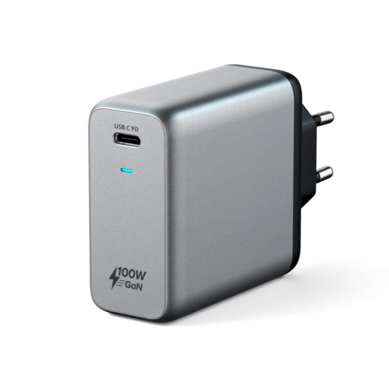Carregador Satechi 100W USB-C PD Wall Charger EU