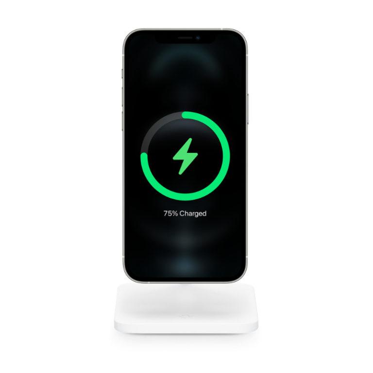 Suporte de Carregamento Twelve South Forté para iPhone 12 (MagSafe)