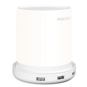 Luz de Presença Macally Lamp Charge (4x USB)