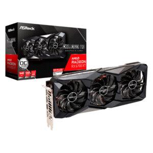 Placa Gráfica ASRock Radeon RX 6700 XT Challenger Pro 12GB GDDR6 OC