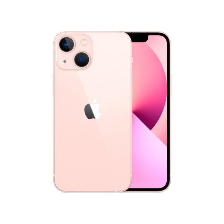 "Smartphone Apple iPhone 13 Mini 128GB Rosa 5.4"""