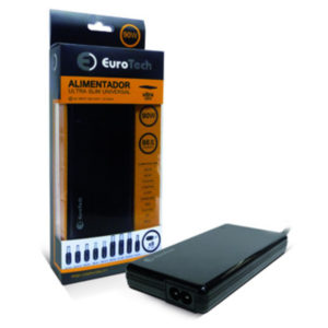 Carregador Portátil Universal Eurotech 90W Ultra Slim