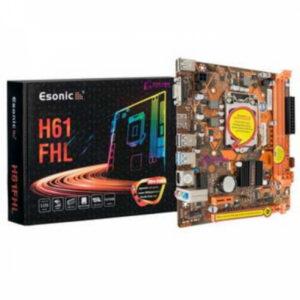 Motherboard Intel H61 LGA1155 DDR3 HDMI VGA