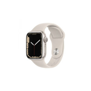 Smartwatch Apple Watch Series 7 GPS 41mm Alumínio Luz das Estrelas