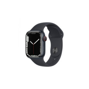 Smartwatch Apple Watch Series 7 GPS 41mm Alumínio Meia-Noite