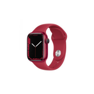 Smartwatch Apple Watch Series 7 GPS 41mm Alumínio (PRODUCT)RED